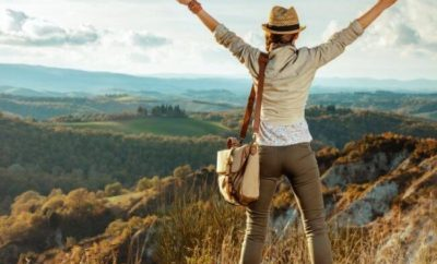 10 Advantages of traveling alone
