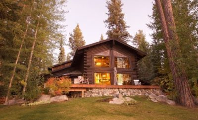 6 reasons why staying in a cabin is the most romantic getaway