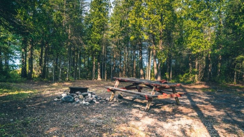8 Camping tips for beginners