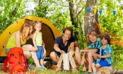 Guide to Camping with Kids