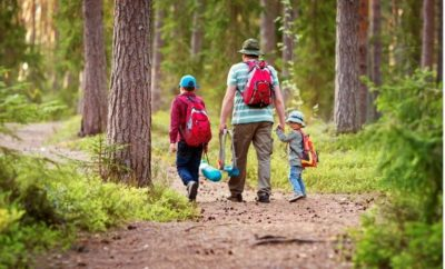 10 Camping Safety Tips
