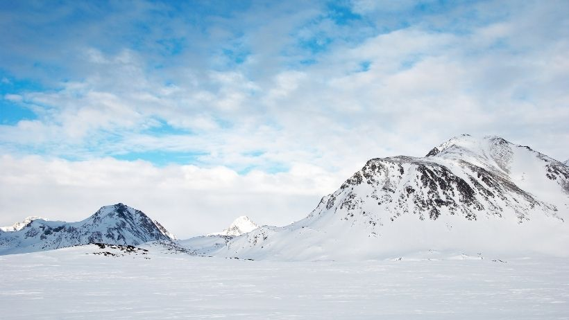 the ten coldest places on Earth