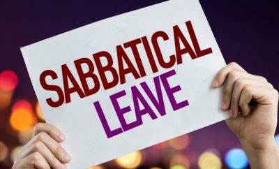 Sabbatical Year: Everything you need to know