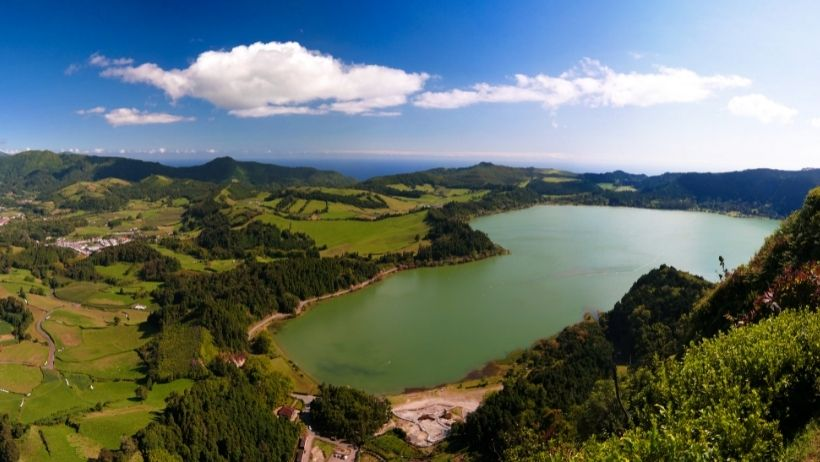 most beautiful landscapes in Europe