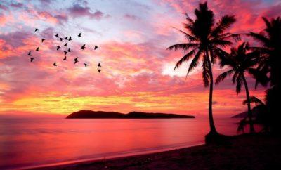 Most beautiful sunsets around the world